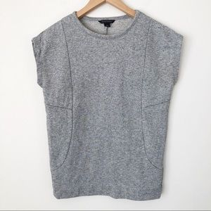 Banana Republic Short Capped Sleeve Knit Sweater